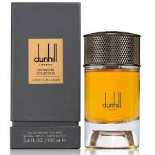 <b>Dunhill Signature Collection</b> Moroccan Amber Perfume For Men By ...