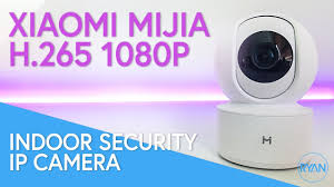 XIAOMI Mijia <b>H 265</b> 1080P 360° IP Camera REVIEW - Indoor ...