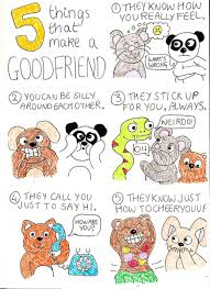 what makes a good friend essay essays on what makes me a good friend