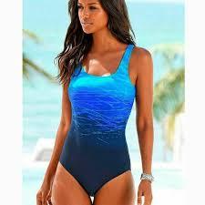 Nwot Blue One Piece Swimsuit | Монокини, Винтажные ...