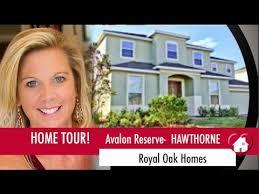 model home hawthorne