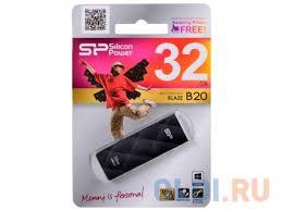 Внешний накопитель 32GB <b>USB Drive</b> <USB 3.0 <b>Silicon Power</b> ...