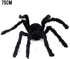CTGVH <b>Party</b> Decoration, 1 PCS Black Spider <b>Halloween</b> Spider ...