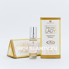 Восточные <b>арабские</b> масляные <b>духи</b> Secret Lady Сикрет <b>Леди</b> ...