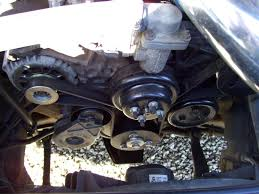 how to serpentine belt remove install s forum