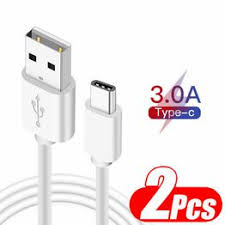 <b>2Pcs USB</b> Cable for iPhone Lighting to <b>USB</b> Cable Charging <b>Type C</b> ...