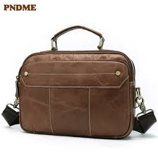 <b>PNDME</b> Summer <b>Simple High Quality</b> Genuine Leather Men'S ...