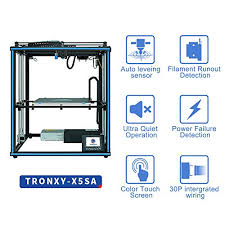 <b>TRONXY X5SA Large</b>-<b>Size</b> DIY kit high-Precision Industrial-Grade ...