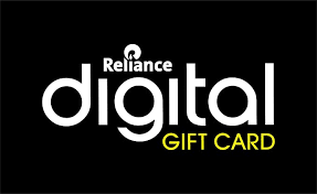 Reliance Digital Gift Card-Rs.1000: Amazon.in: Gift Cards