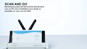 Nouveau scanner compact <b>ADS</b>-<b>1200</b> | Brother - YouTube