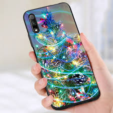 2020 <b>New Year Christmas Silicone</b> phone case for Huawei Honor ...