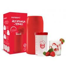 <b>Йогуртница</b>-<b>термос Oursson</b> FE55051/RD | Отзывы покупателей