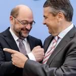 """Martin Schulz bezeichnet Streit mit Sigmar Gabriel als """"Meisterstück"""""""
