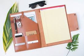 Legal Pad <b>Leather Document Folder</b> Personalized <b>Leather</b>