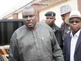 Ibori Finally Returns Home to Complete  jail term  in Nigeria
