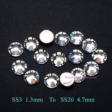 Online Shop <b>Top Quality</b>! <b>Original SWA</b> Hotfix Rhinestone Clear ...