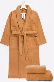 Комплект <b>халат</b> махровый 3XL и банные полотенца 2 шт. Happy ...