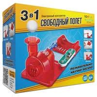 Электронный <b>конструктор ND Play</b> 277380 Свободный полет ...