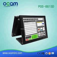 inch all in one pos terminal machine system dual touch 15 inch all in one pos terminal machine system dual touch screen 5