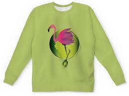 """Детский свитшот унисекс """"<b>Розовый фламинго</b>"""" #2812563 от ..."""