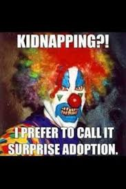 Scary Clowns in 18 Memes | The Grasshopper via Relatably.com