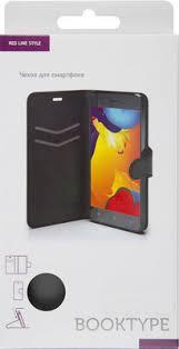 <b>Чехол</b> (<b>флип-кейс</b>) <b>Red Line</b> Book Type для Samsung Galaxy A01 ...