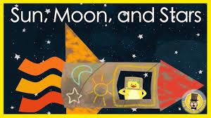 <b>Sun</b>, <b>Moon</b>, and <b>Stars</b> | The Singing Walrus | Songs for kids - YouTube