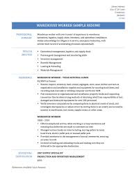 cv sample for warehouse operative sample cv writing service cv sample for warehouse operative countryside careers the cv listing site for uk sample resume resume