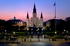 new orleans saint louis catholic cathedral is a symbol of new orleans