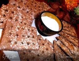 Назад в СССР: Хрустящие <b>ржаные хлебцы</b>, пошаговый рецепт ...