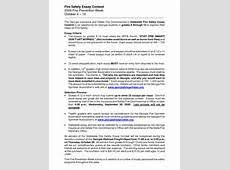 fire prevention essays   order a custom essay from the best non      docstoc com  fire safety essay contest fire prevention week october by