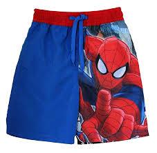 <b>Marvel Spider-Man 3D</b> Print Boy's Swimming Trunks Swim Beach ...