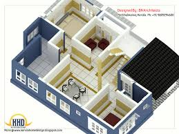 storey house design   d floor plan   Sq  Feet   Indian     storey house d floor plans     Sq  M   Sq