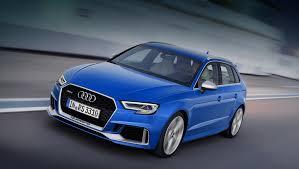 Обновлённый хот-хэтч Audi <b>RS</b> 3 Sportback ничем не удивил ...