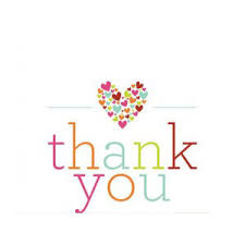 Image result for thanks card