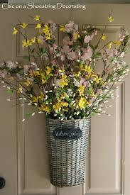 Spring Decorating 73 Best Front Door Porch Spring Decor Images On Pinterest Front
