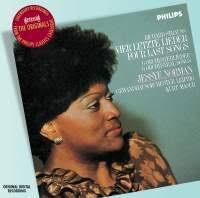 Richard <b>Strauss</b> - <b>Vier letzte</b> Lieder and Other Lieder - Philips ...