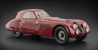 <b>Модель автомобиля</b> CMC <b>Alfa</b> Romeo 8C 2900 B Speciale Touring ...