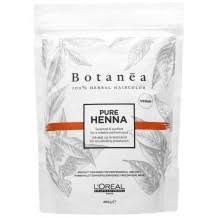 <b>Professional</b> Coloring <b>Botanea</b> 100% <b>Pure</b> Plant Henna 400 Grs