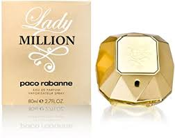 <b>Paco Rabanne Lady</b> Million Eau de Parfum Spray for Women, 80 ml ...