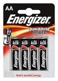 <b>Батарейка Energizer</b> Alkaline Power алкалиновая типоразмер <b>AA</b> ...