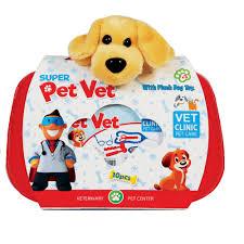 """<b>Игровой набор</b> Terides """"<b>Ветеринар</b>"""" в чемодане 11 предметов и ..."""