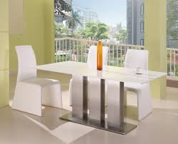 Dining Room Chairs White Marble Dining Table Sets Interior Furniture Design In White Dining