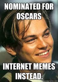 The Best Internet Reactions To Leonardo DiCaprio Not Winning An ... via Relatably.com