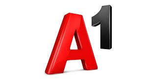 <b>A1</b> Slovenija   <b>A1</b>