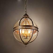 <b>Retro Pendant</b> Light <b>Loft Vintage</b> Lantern <b>Ceiling</b> Lamp Hallway ...