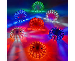Rechargeable <b>LED Road Flares</b> | Super Bright <b>LEDs</b>