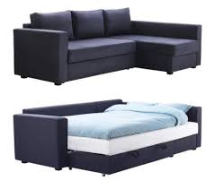 bed sofa with storage manstad sofa bed with storage from ikea apartment therapy cado modern furniture modern sofa bed