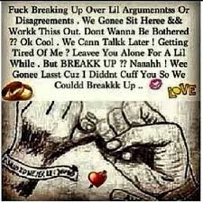 Real relationship....im jus waiting for it... @brezlynd and my ... via Relatably.com