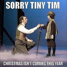Tiny Tim - quickmeme via Relatably.com